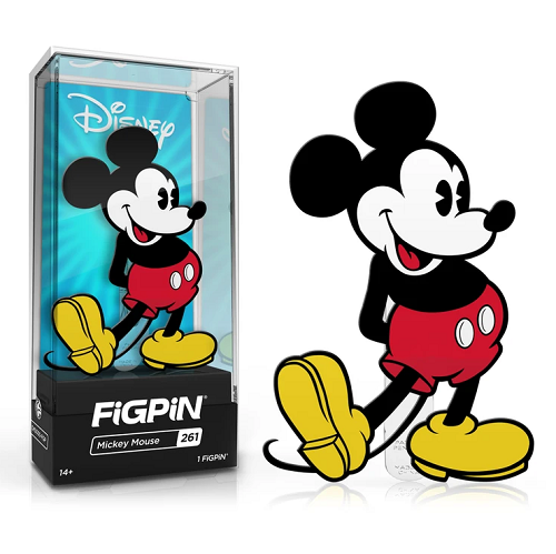 "FigPin Disney Mickey Mouse #261 [3""]"