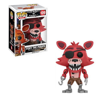 Funko Pop! Five Nights At Freddy's: Foxy The Pirate #109
