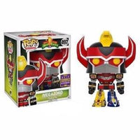 Funko Pop! POWER RANGERS: Megazord #497 [2017 Summer Convention]