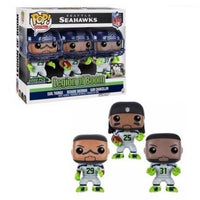 Funko Pop! NFL: Seattle Seahawks 3-pack