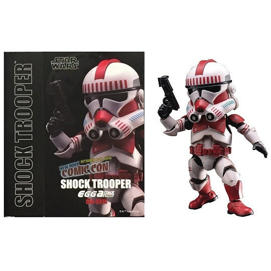 Beast Kingdom Egg Attack Star Wars Episode III: Shock Trooper [2016 NYCC]