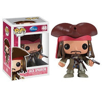 Funko Pop! DISNEY: Jack Sparrow #48