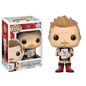 Funko Pop! WWE: Chris Jericho #40