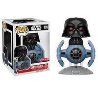 Funko Pop! STAR WARS: Darth Vader [With Tie Fighter] #176 [Target]