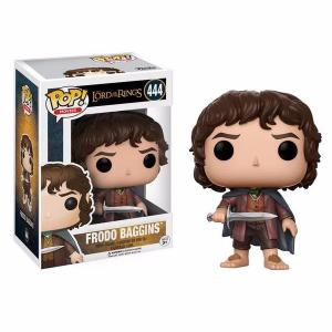Funko Pop! LORD OF THE RINGS: Frodo Baggins #444