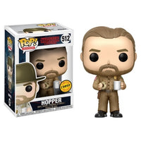 Funko Pop! STRANGER THINGS: Hopper #512 [Chase]