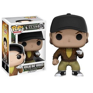 Funko Pop! THE A TEAM: 'Howling Mad' Murdock #374