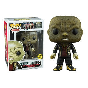 Funko Pop! DC: Killer Croc #102 [GITD]