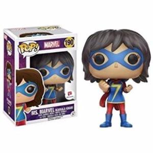 Funko Pop! MARVEL: Ms. Marvel [Kamala Khan] #190 [Walgreens]
