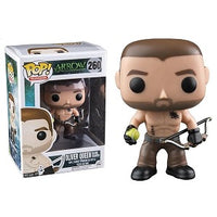 Funko Pop! DC: Oliver Queen [Island Scarred] #260