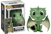 Funko Pop! GAME OF THRONES: Rhaegal #20 - AveHub