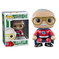Funko Pop! Stan Lee #03 [Red Suit]