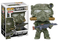 Funko Pop! FALLOUT: T-60 Power Armor #78 [Green]
