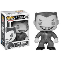 Funko Pop! DC: The Joker [Black & White] #06
