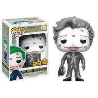 Funko Pop! DC: The Joker with Kisses [Chase] #170 [Hot Topic]
