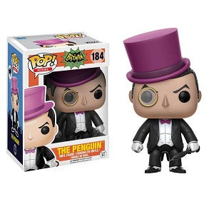 Funko Pop! DC: The Penguin #184
