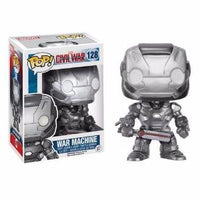 Funko Pop! MARVEL: War Machine #128