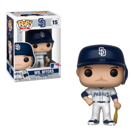 Funko Pop! MLB San Diego Padres: Wil Myers #15