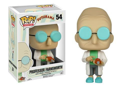 Funko Pop! FUTURAMA: Professor Farnsworth #54
