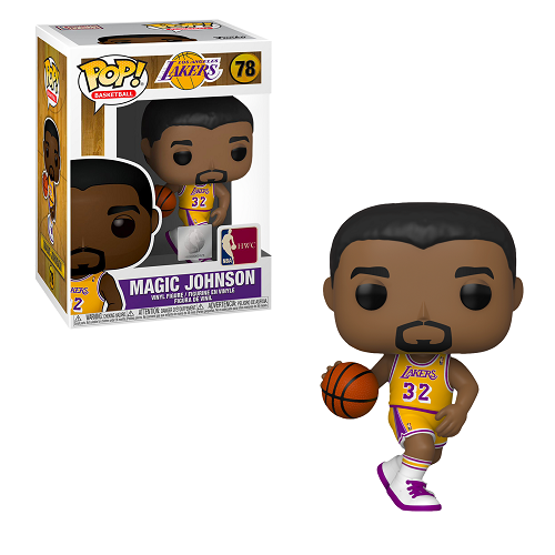 Funko Pop! NBA Legends: Magic Johnson #78