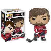 Funko Pop! NHL: Alex Ovechkin #10