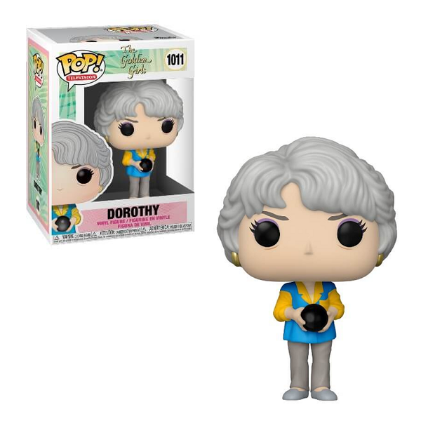 Funko Pop! THE GOLDEN GIRLS: Dorothy #1011
