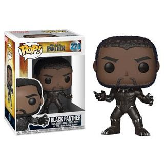Funko Pop! MARVEL Black Panther: Black Panther #273