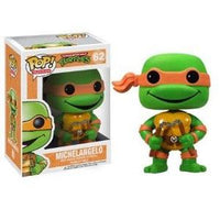 Funko Pop! TMNT: Michelangelo #62
