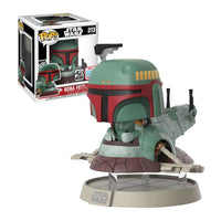 Funko Pop! STAR WARS: Boba Fett [With Slave One] #213 [2017 Fall Convention]