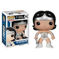 Funko Pop! DC: White Lantern Wonder Woman #70