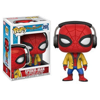Funko Pop! MARVEL: Spider-Man [with Headphones] #265
