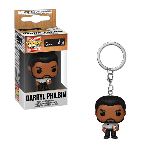 Funko Pocket POP Keychain: Darryl Philbin