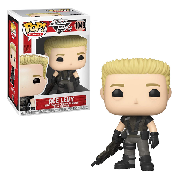 Funko Pop! STARSHIP TROOPERS: Ace Levy #1049