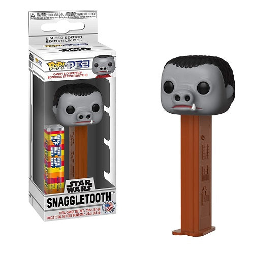 Funko Pop! PEZ: Snaggletooth