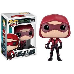 Funko Pop! DC: Speedy #349