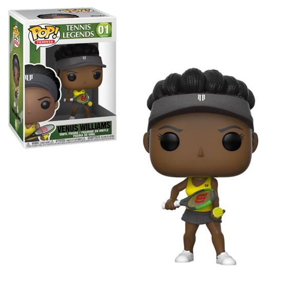 Funko Pop! TENNIS: Venus Williams #01