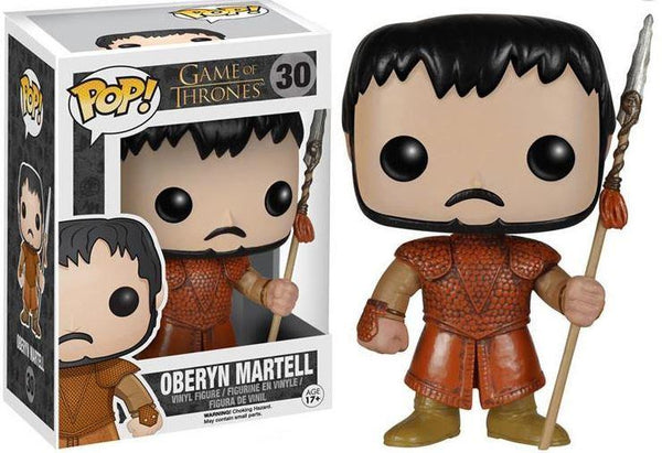 Funko Pop! GAME OF THRONES: Oberyn Martell #30