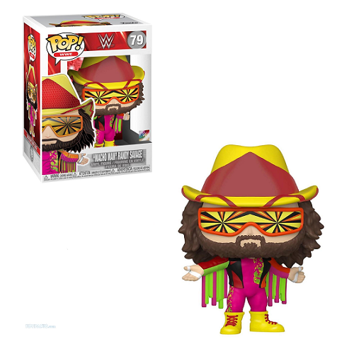 "Funko Pop! WWE: ""Macho Man"" Randy Savage #79"