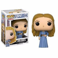 Funko Pop! WESTWORLD: Dolores #456