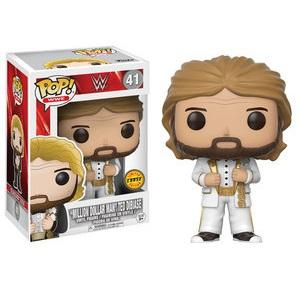 "Funko Pop! WWE: ""Million Dollar Man"" Ted Dibiase #41 [Chase]"