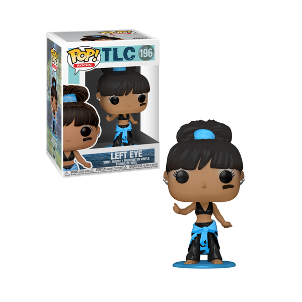 Funko Pop! TLC: Left Eye #196