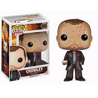 Funko Pop! SUPERNATURAL: Crowley #200 [Blood Splatter]