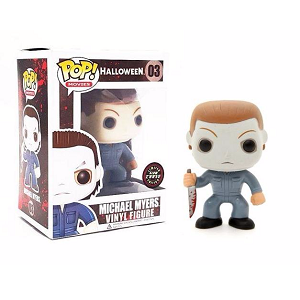 Funko Pop! HALLOWEEN: Michael Myers #03 Limited Edition GITD [Chase]