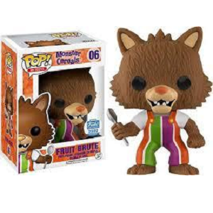 Funko Pop! MONSTER CEREALS: Fruit Brute #06