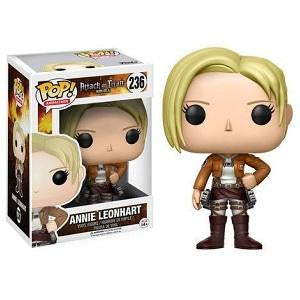 Funko Pop! ATTACK ON TITAN: Annie Leonhart #236