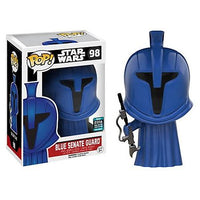 Funko Pop! STAR WARS: Blue Senate Guard #98 [2016 Galactic]