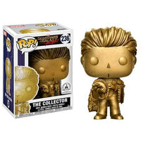 Funko Pop! MARVEL: The Collector [Gold] #236 [Disney Parks]