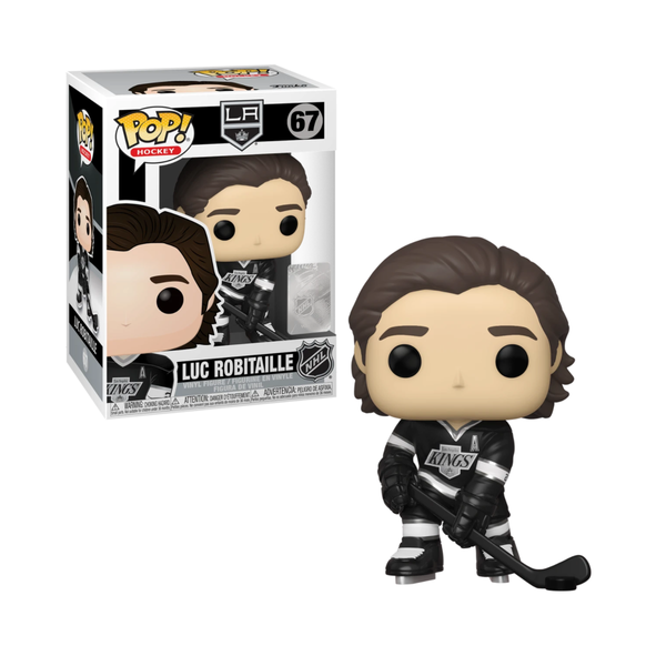 Funko Pop! NHL LA Kings: Luc Robitaille #67