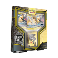 Pokemon TCG: League Battle Deck [Pikachu & Zekrom-GX] Factory Sealed