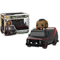 Funko Pop! THE A TEAM: A-Team Van with B.A. Baracus #25